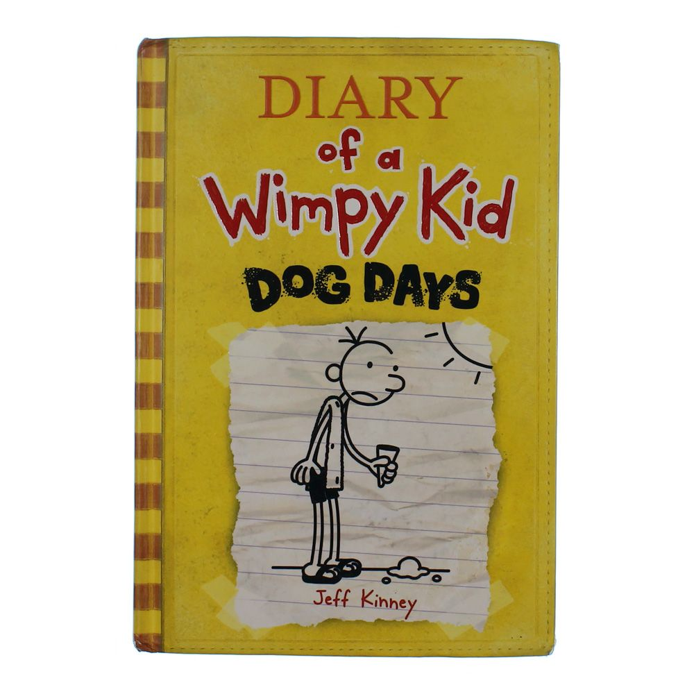 Book:Diary of a Wimpy Kid Dog Days 6439574027