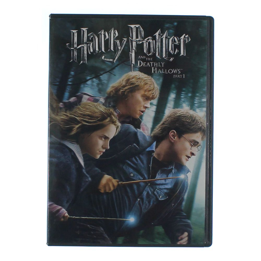 """""""""""Movie: Harry Potter and the Deathly Hallows, Part 1"""""""""""" 6449468677"""