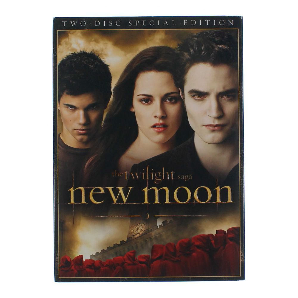Movie: The Twilight Saga: New Moon (Special Edition) 6473854786