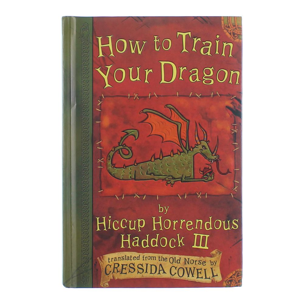 Book: How to Train Your Dragon 6637705937