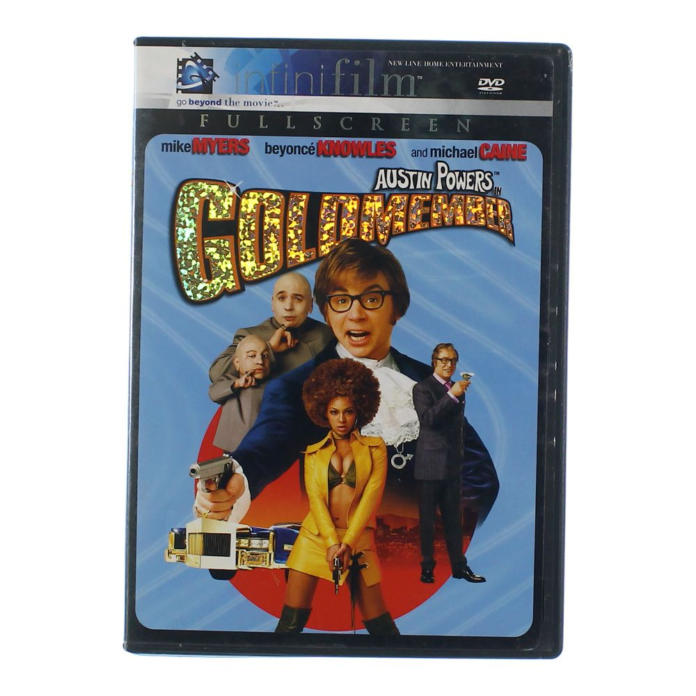 Movie: Austin Powers in Goldmember 6641926710