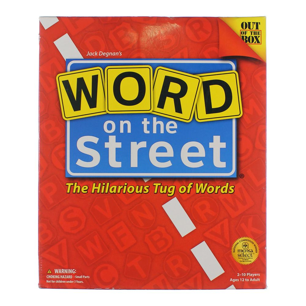 Game: Word On The Street - The Hilarious Tug Of Words 6643764623