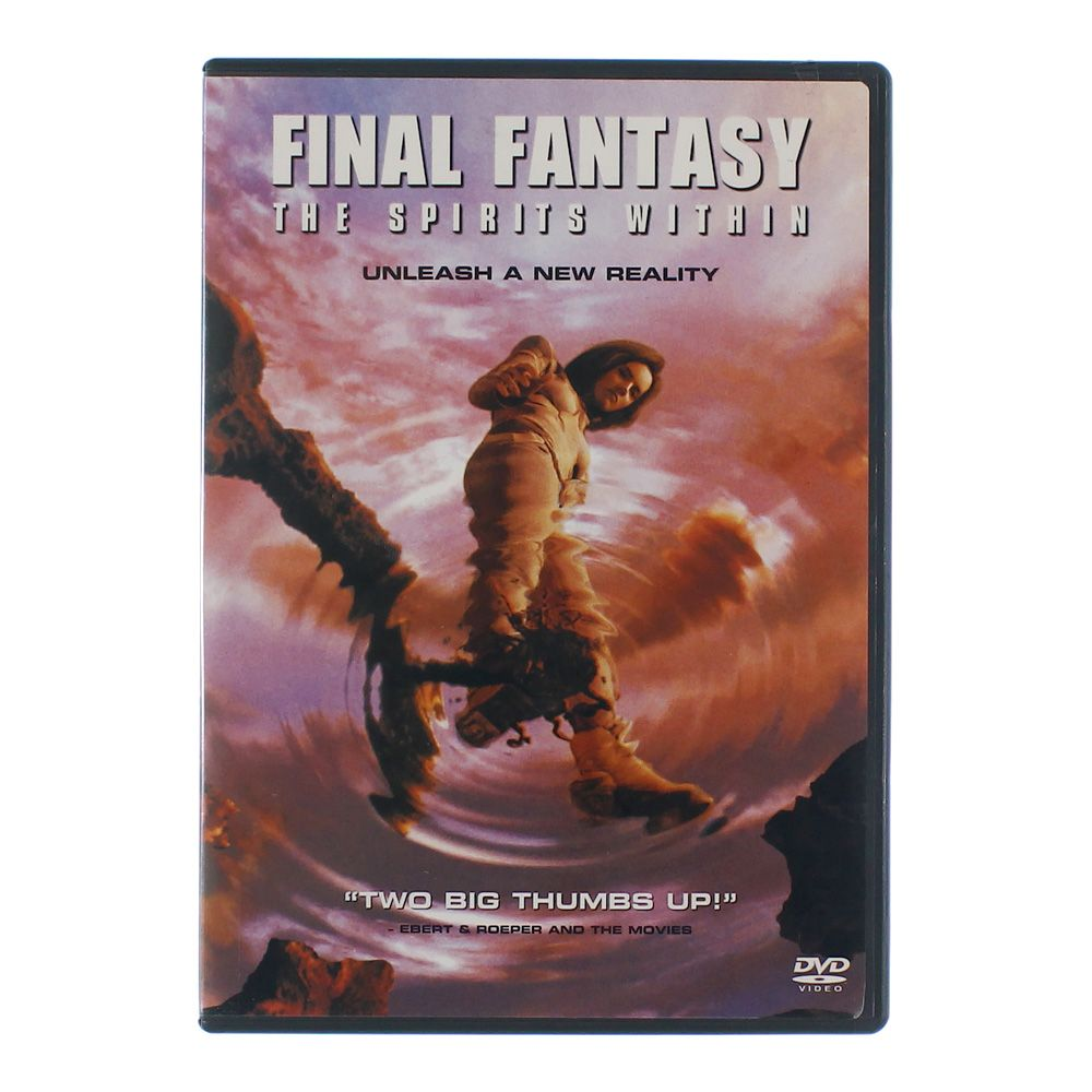 Movie: Final Fantasy The Spirits Within 6646946618