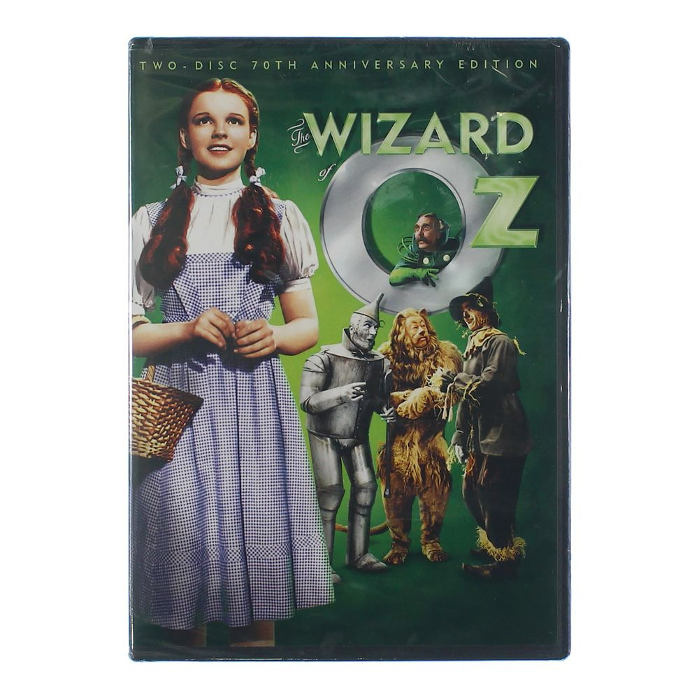 Movie: The Wizard of Oz (Two-Disc 70th Anniversary Edition) 6651844612