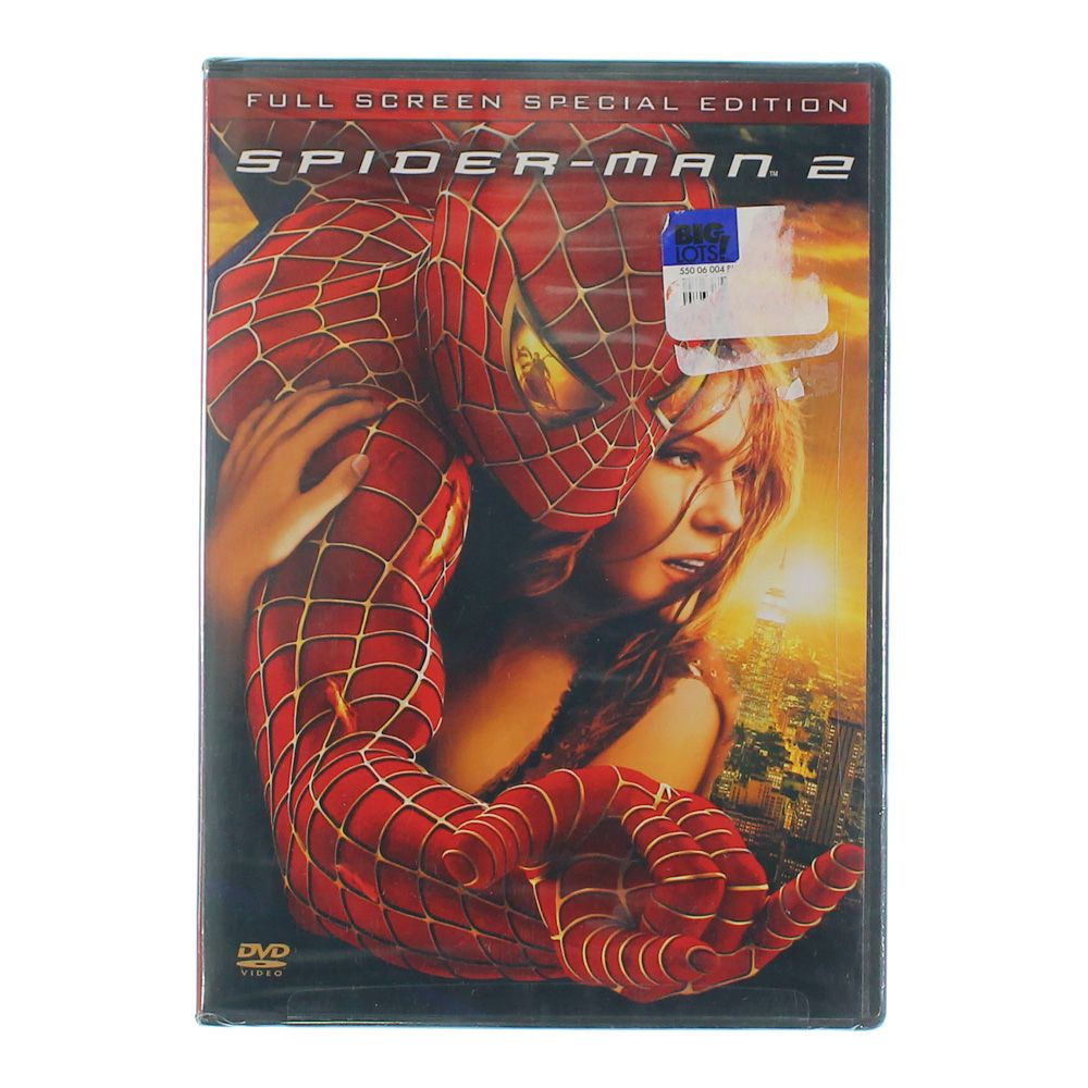 Movie: Spider-Man 2 (Full Screen Special Edition) 6659554331