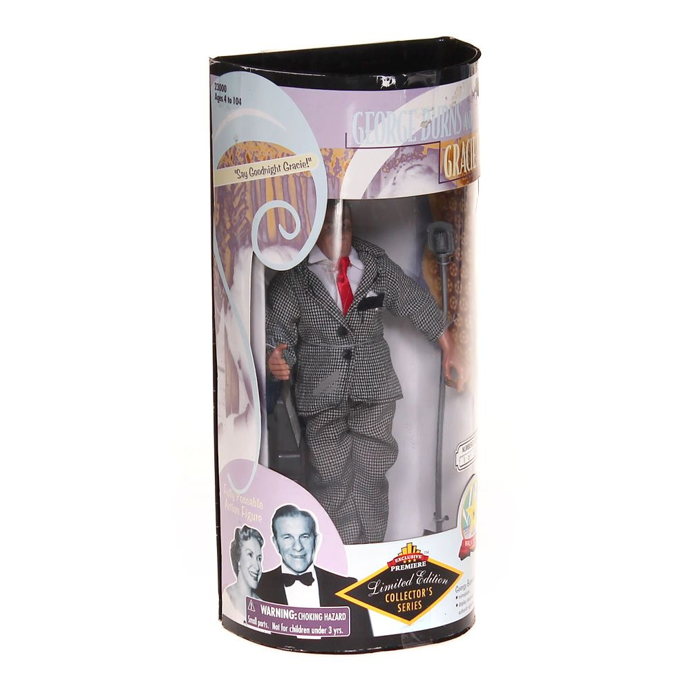 George Burns Action Figure 6661517463