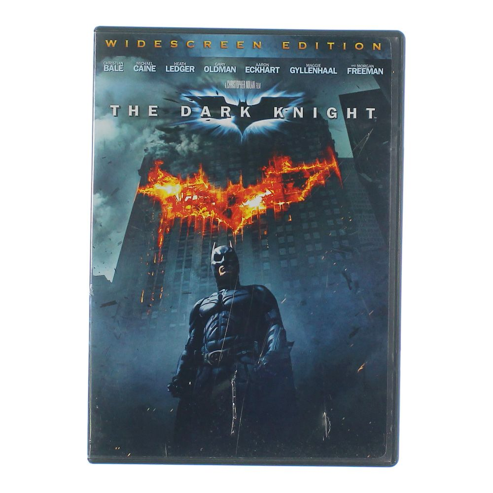 Movie: The Dark Knight [WS] [Special Edition] [2 Discs] [DVD] [Eng/Fre/Spa] [2008] 6669255143