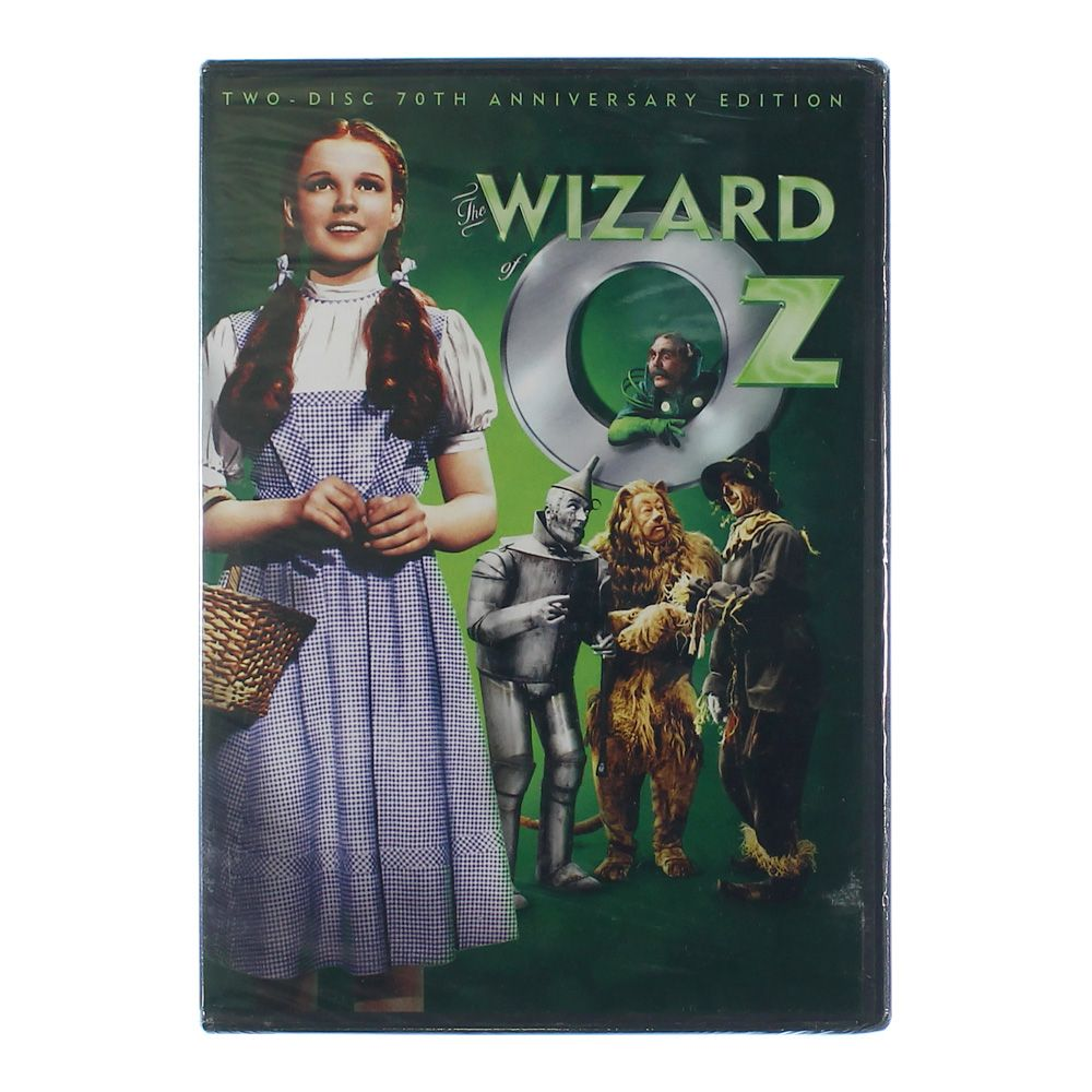 Movie: The Wizard of Oz (Two-Disc 70th Anniversary Edition) 6672684125