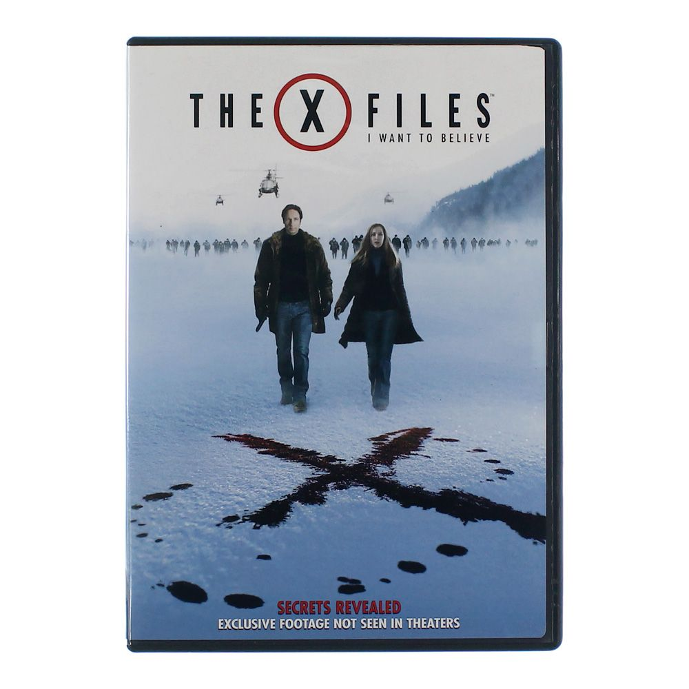 Movie: The X-Files: I Want to Believe (Single-Disc Edition) 6679199422