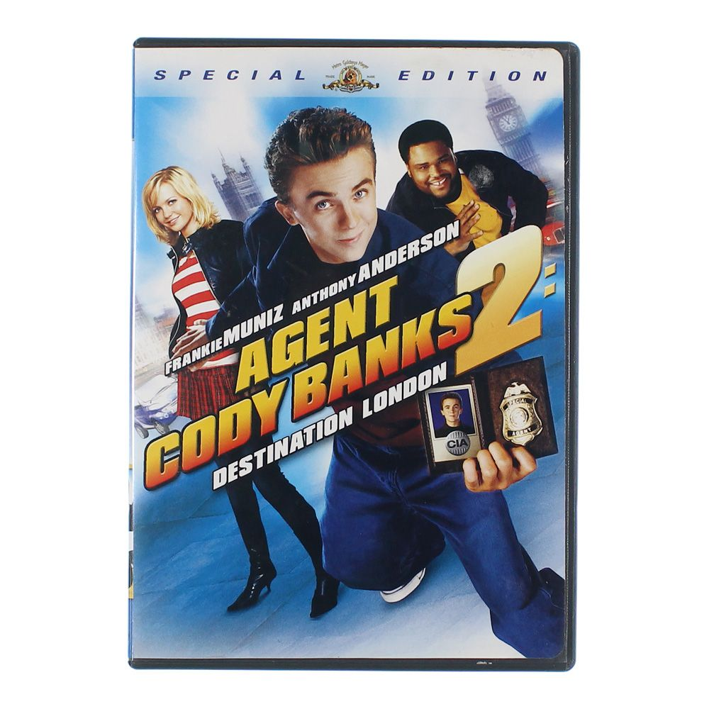 Movie: Agent Cody Banks (Special Edition) 6685470520