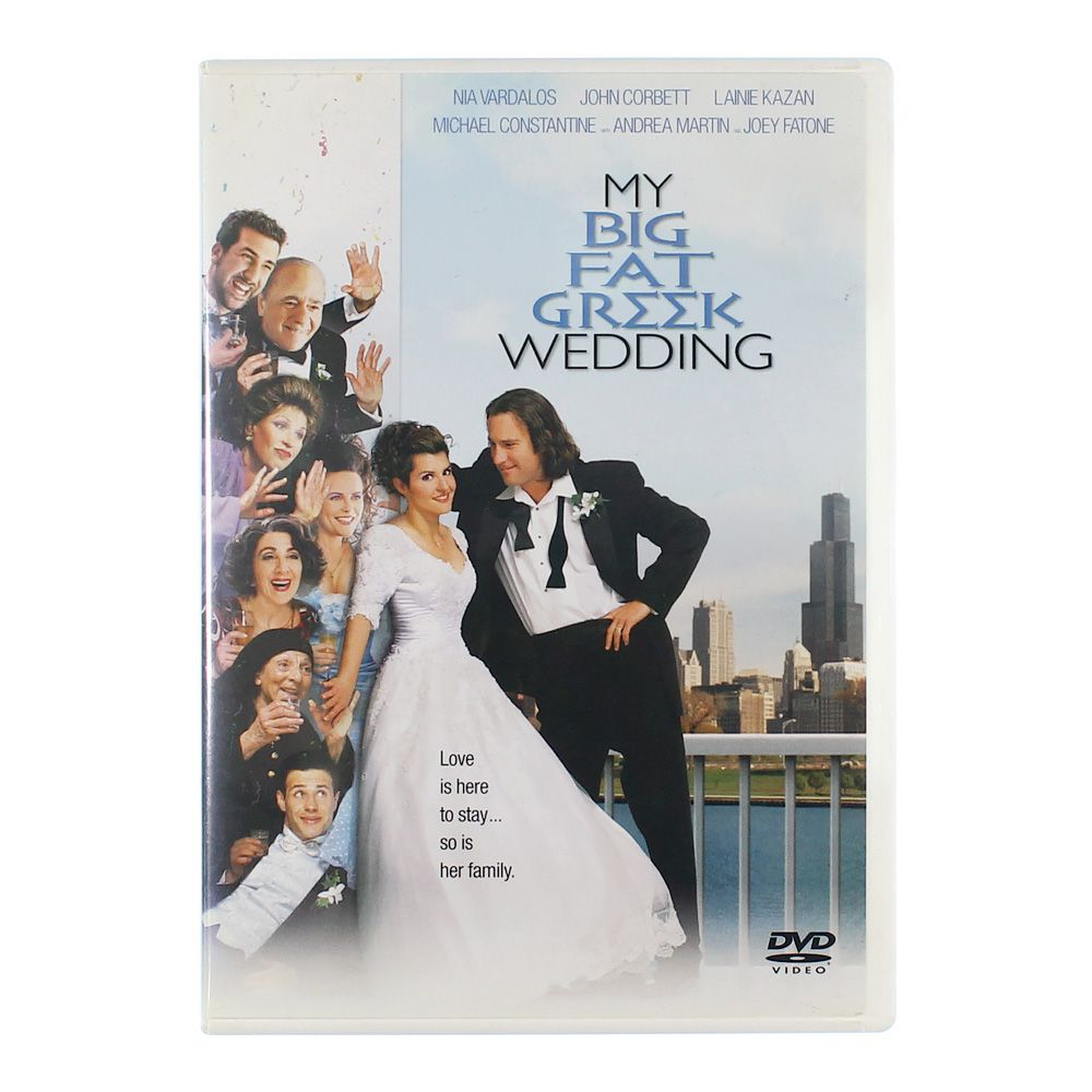 Movie: My Big Fat Greek Wedding 6691982113