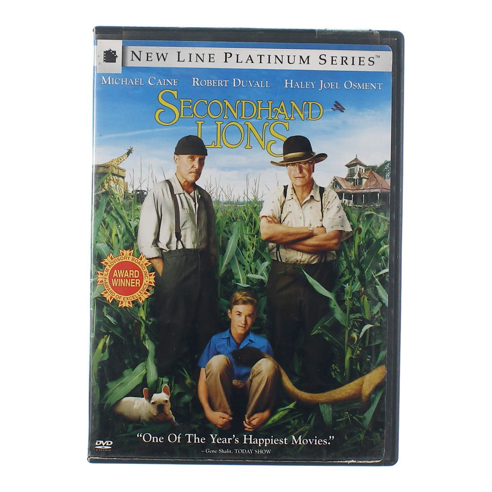 Movie: Secondhand Lions (2003) 6693140014