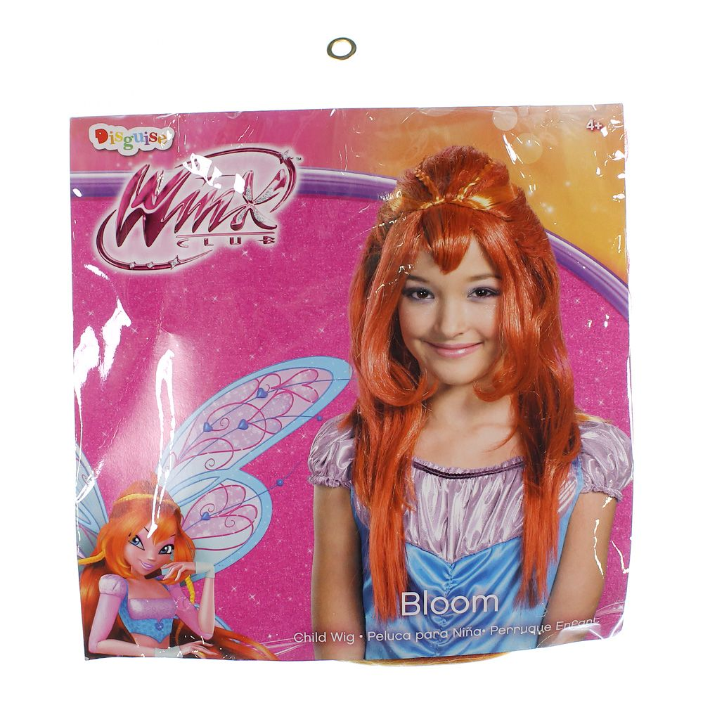 """""""""""Bloom Wig Costume Accessory, size One Size"""""""""""" 6694227468"""