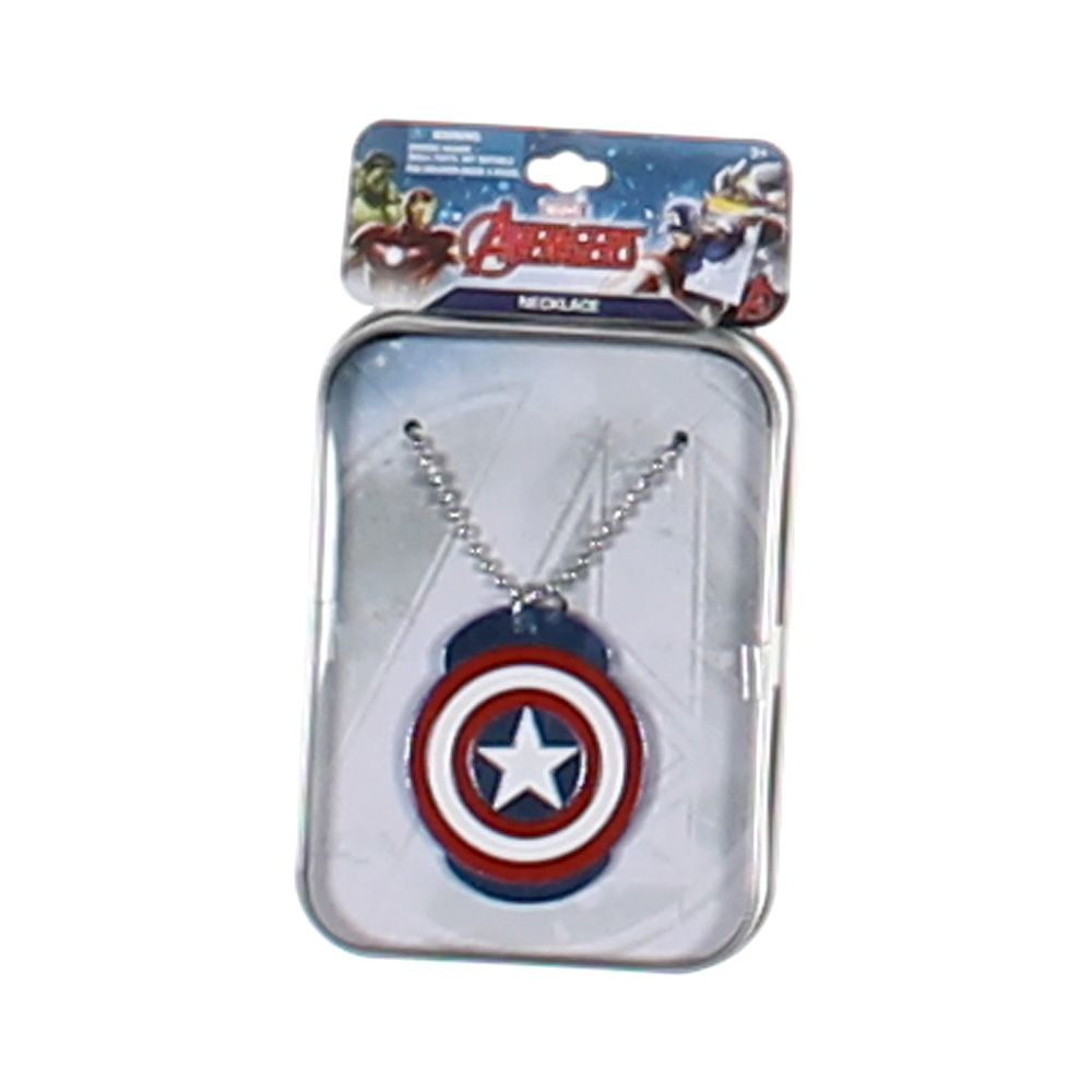 """""Captain America Necklace, size One Size"""""" 6694804796"