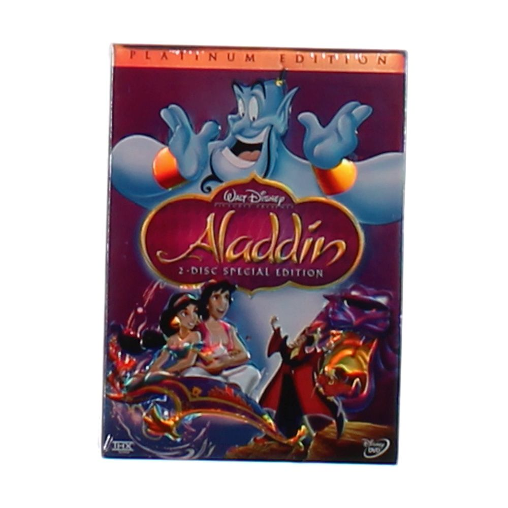 Movie: Aladdin (Two-Disc Special Edition) 6704705006