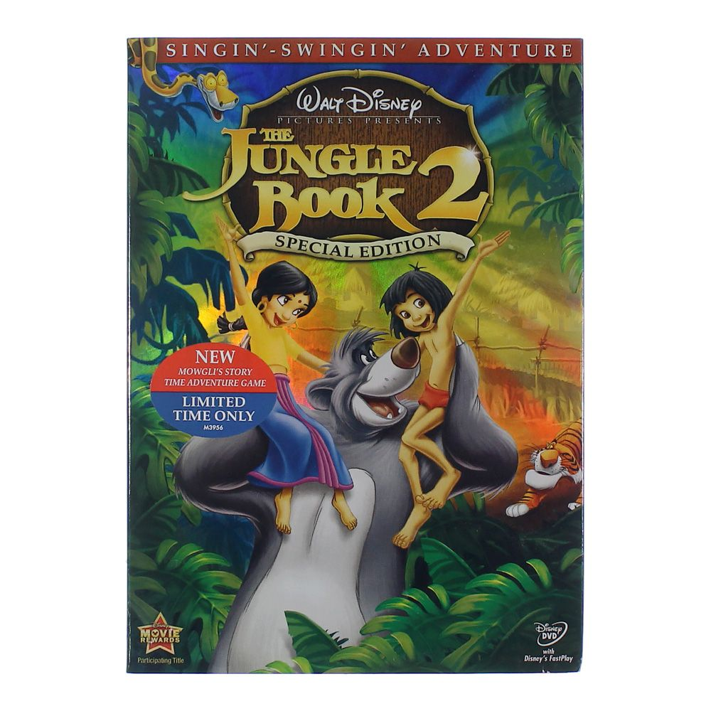 Movie: The Jungle Book 2 (Special Edition) 6712845989