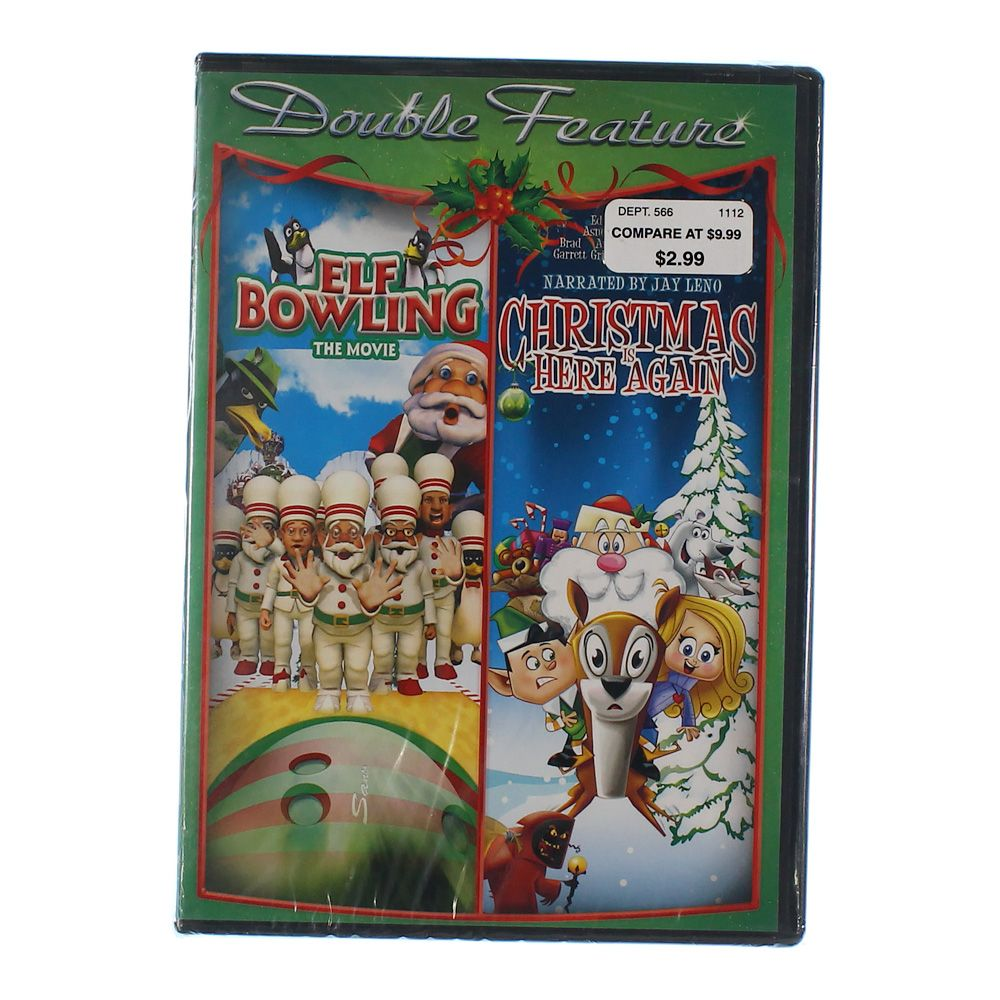 Movie: Elf Bowling: The Movie & Christmas Is Here Again 6716208718