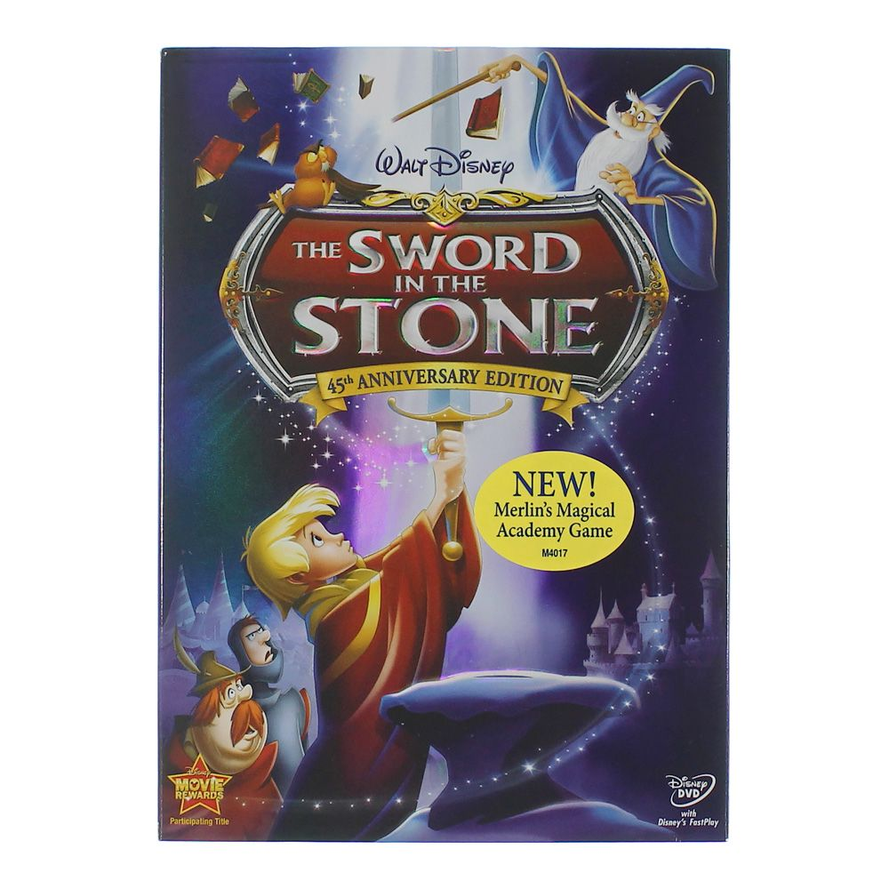 Movie: The Sword in the Stone (45th Anniversary Special Edition) 6718114157
