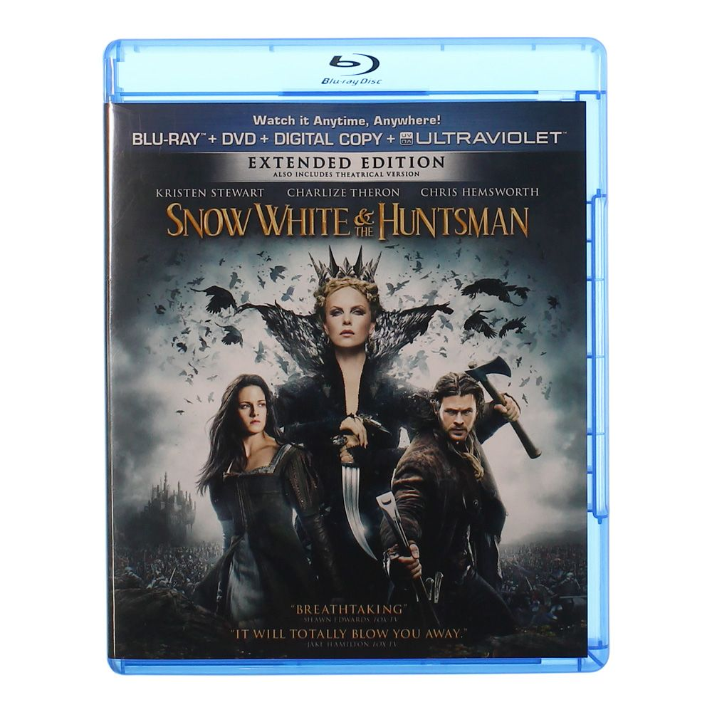 Movie: Snow White & the Huntsman [Blu-ray] 6726166035