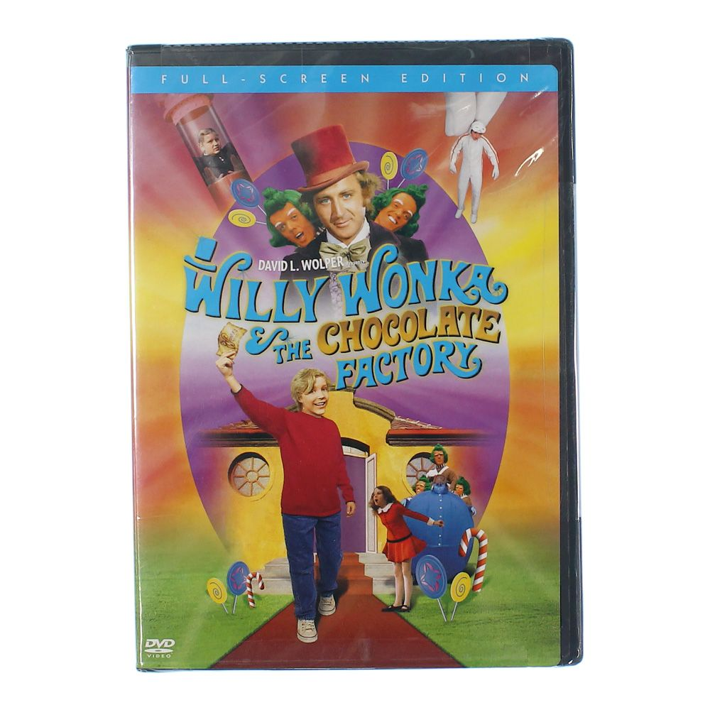Movie: Willy Wonka & the Chocolate Factory 6731114009