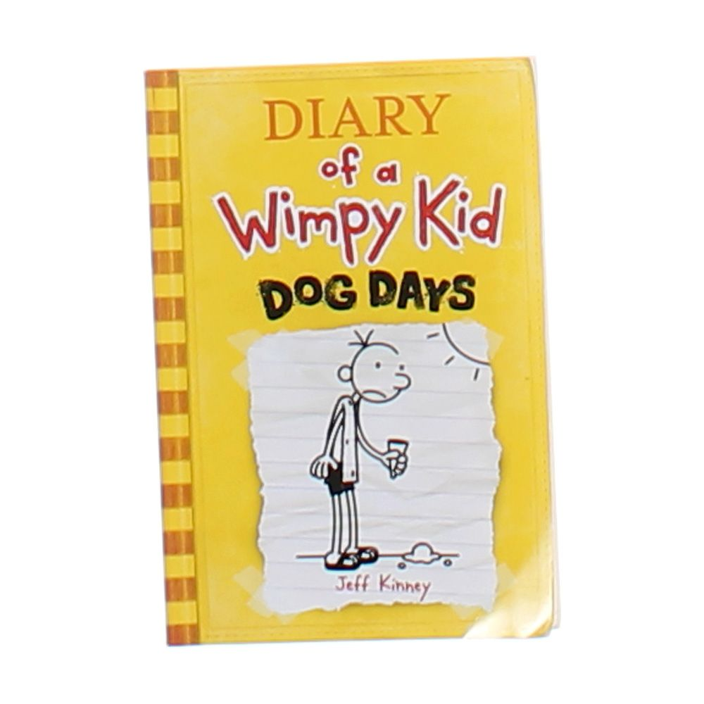 Book: Diary Of A Wimpy Kid Dog Days 6731274073