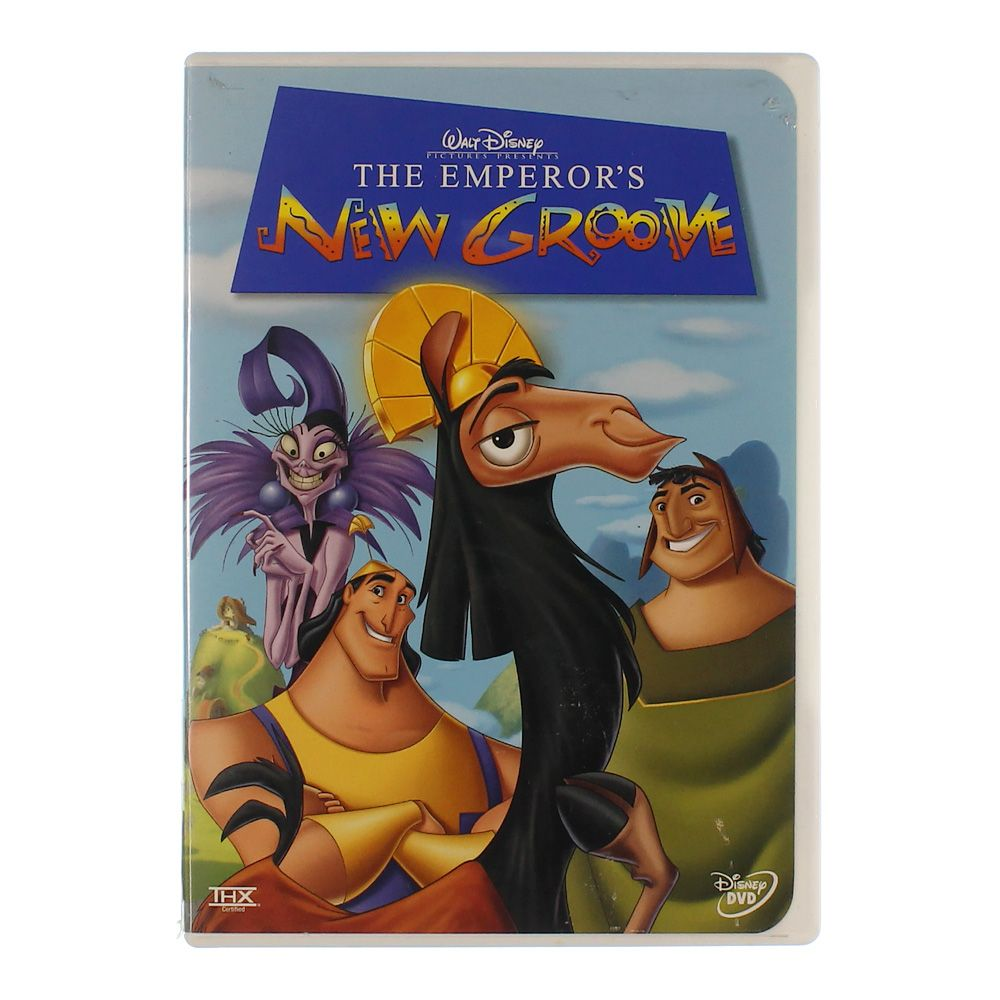 Movie: The Emperor's New Groove 6743120618