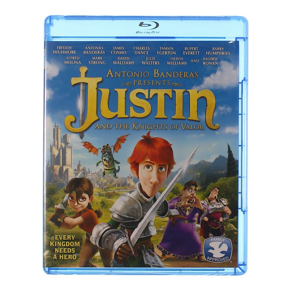 Movie: Justin And The Knights Of Valor 6747829342