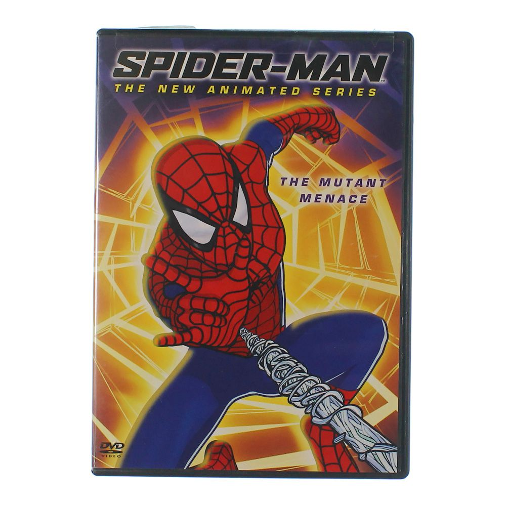 TV-series: Spider-Man: The Mutant Menace 6755258387