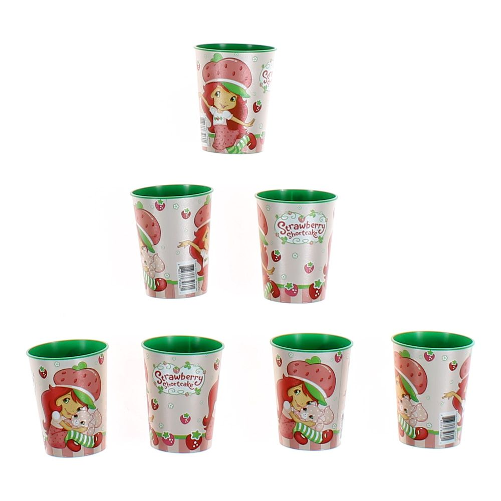 Strawberry Shortcake Cup Set 6756164631