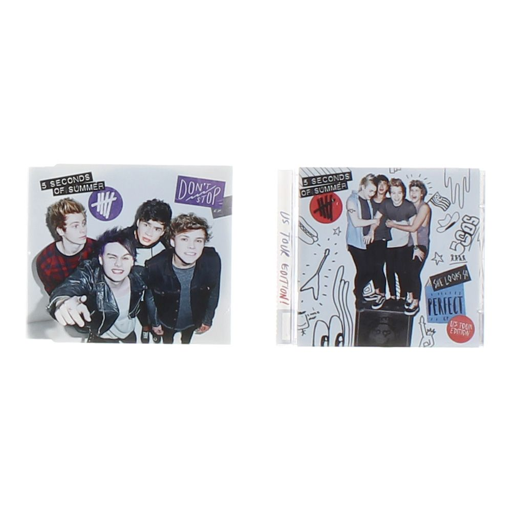 Image of 5 Seconds Of Summer CD Set