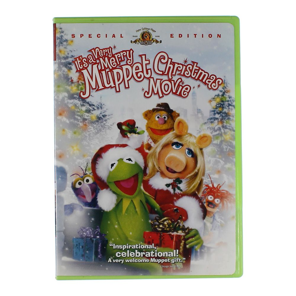 Movie: It's a Very Merry Muppet Christmas Movie 6767546928