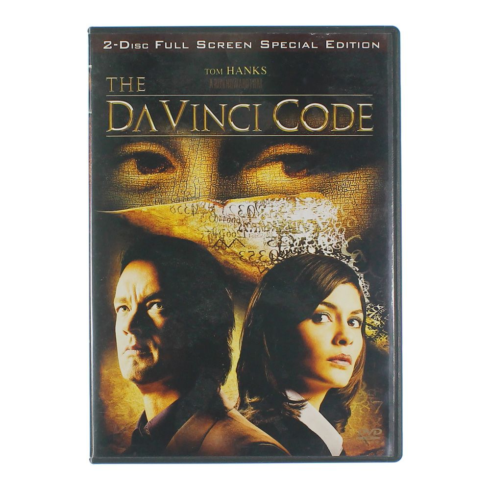 Movie: The Da Vinci Code 6773350547
