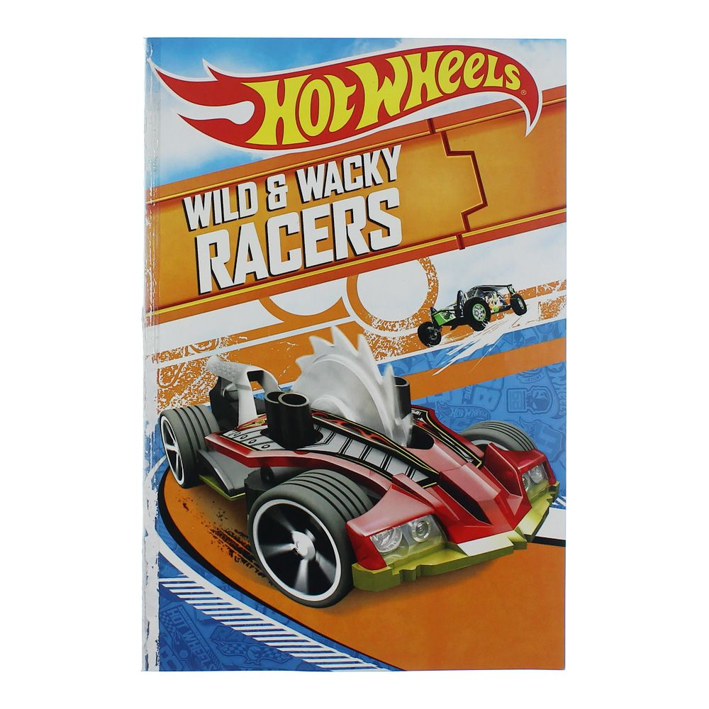 Hot Wheels Wild & Wacky Racers 6775654721