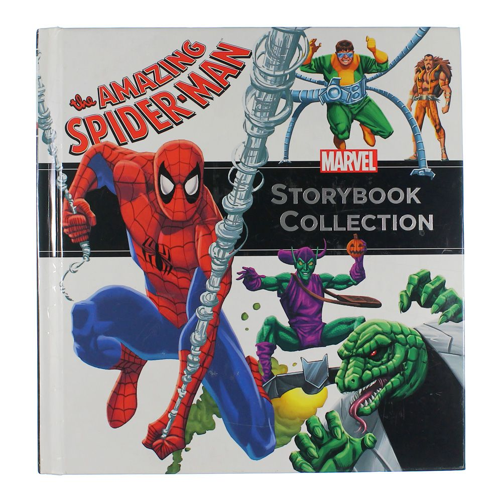 Book: The Amazing Spider-Man Storybook Collection 6778016324