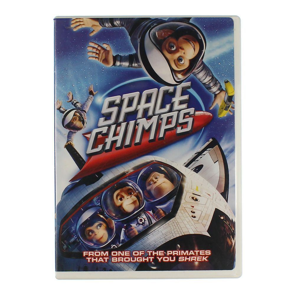 Movie: Movie: Space Chimps 6782344128