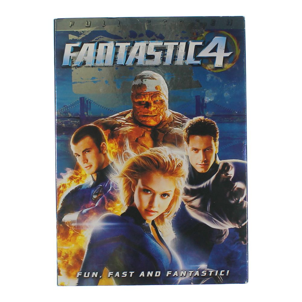Movie: Fantastic Four (Full Screen Edition) 6782424708