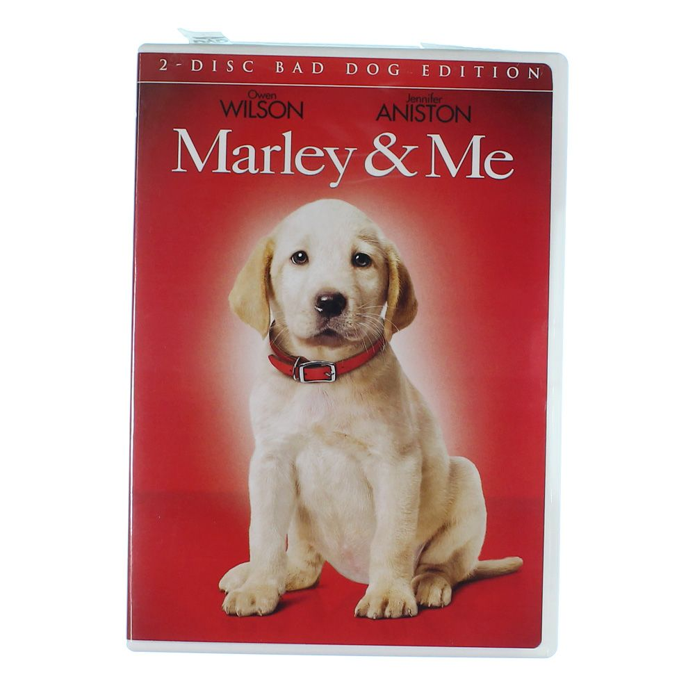 Movie: Marley & Me (Two-Disc Bad Dog Edition) 6796724127