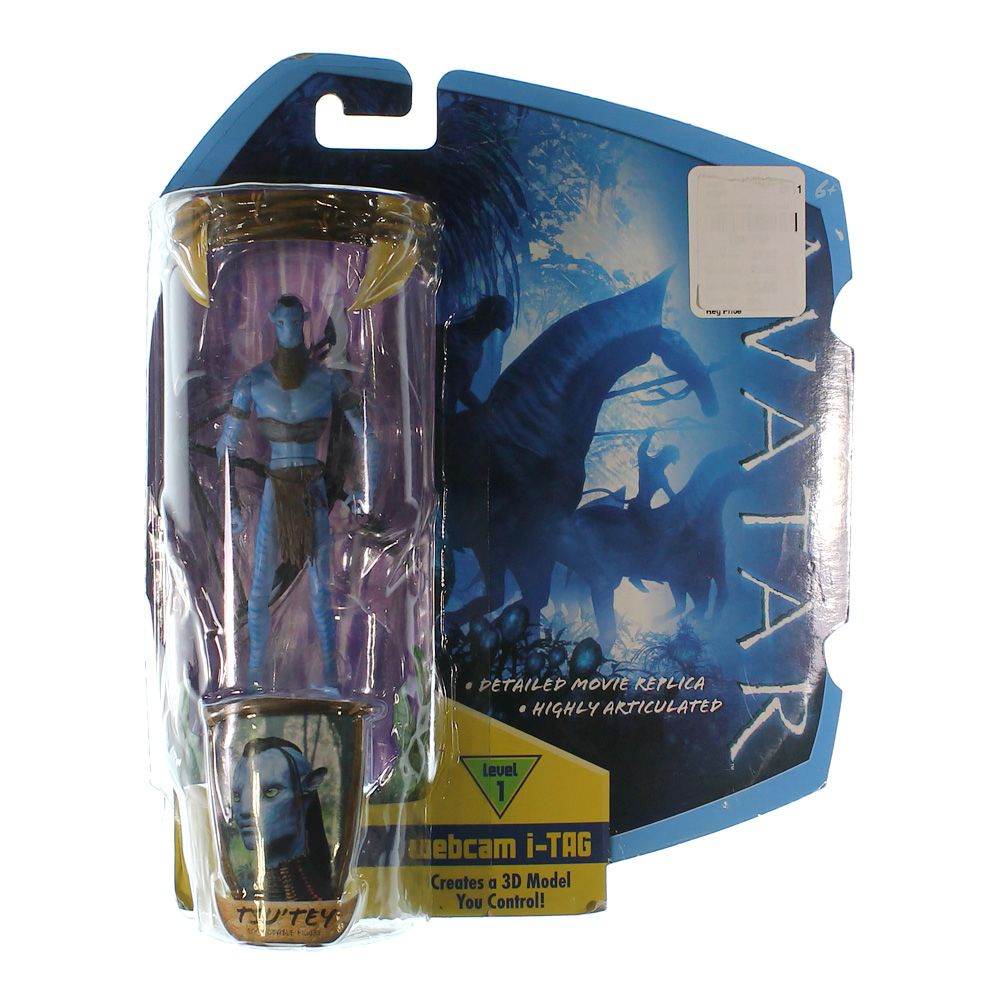 Avatar Na'vi Tsu Tey Action Figure 6801136054