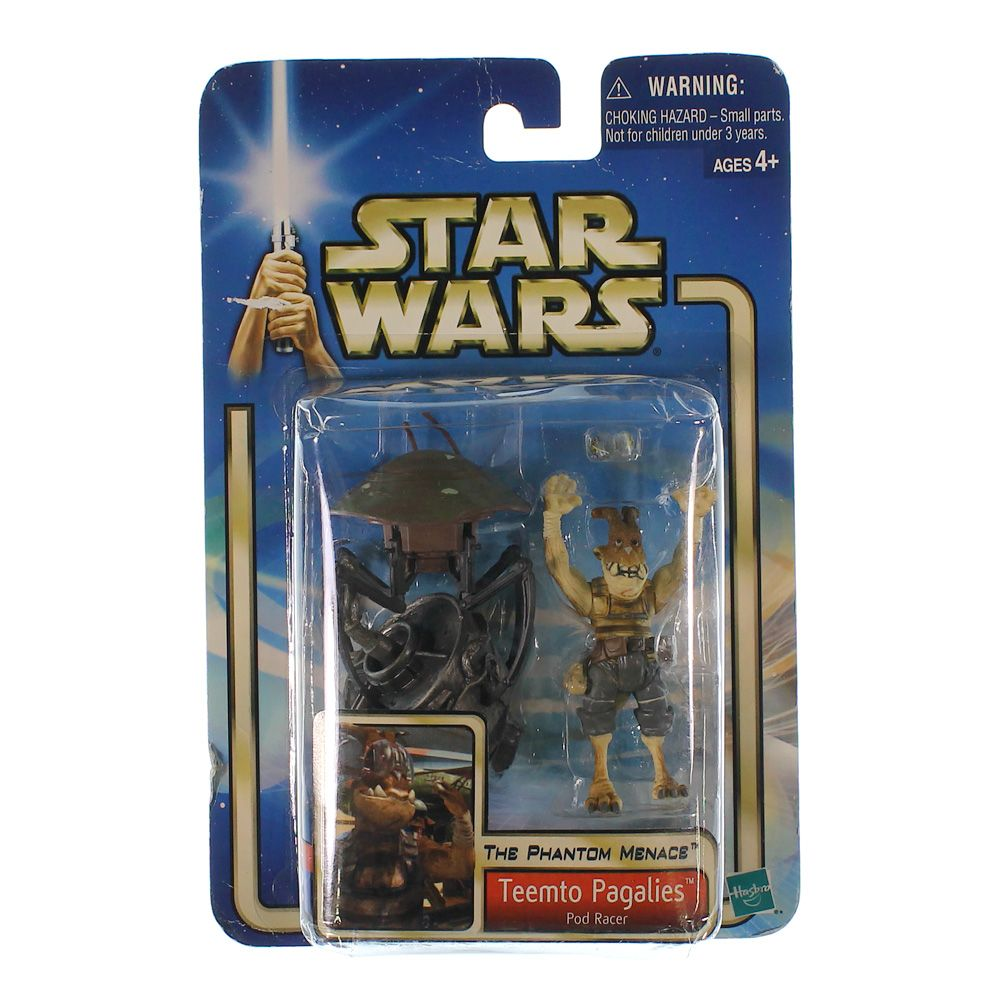 Star Wars: Episode 2 Teemto Pagilies Action Figure 6803034672