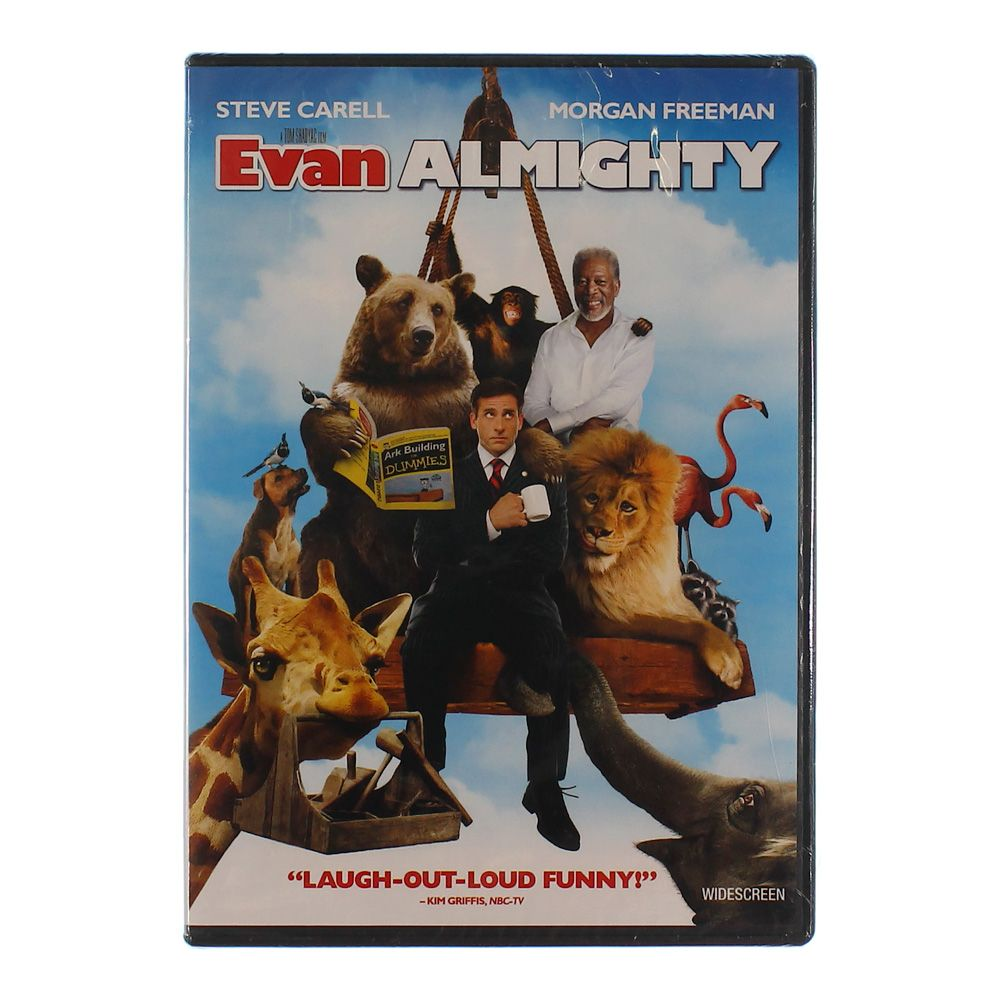 Movie: Evan Almighty 6811544228