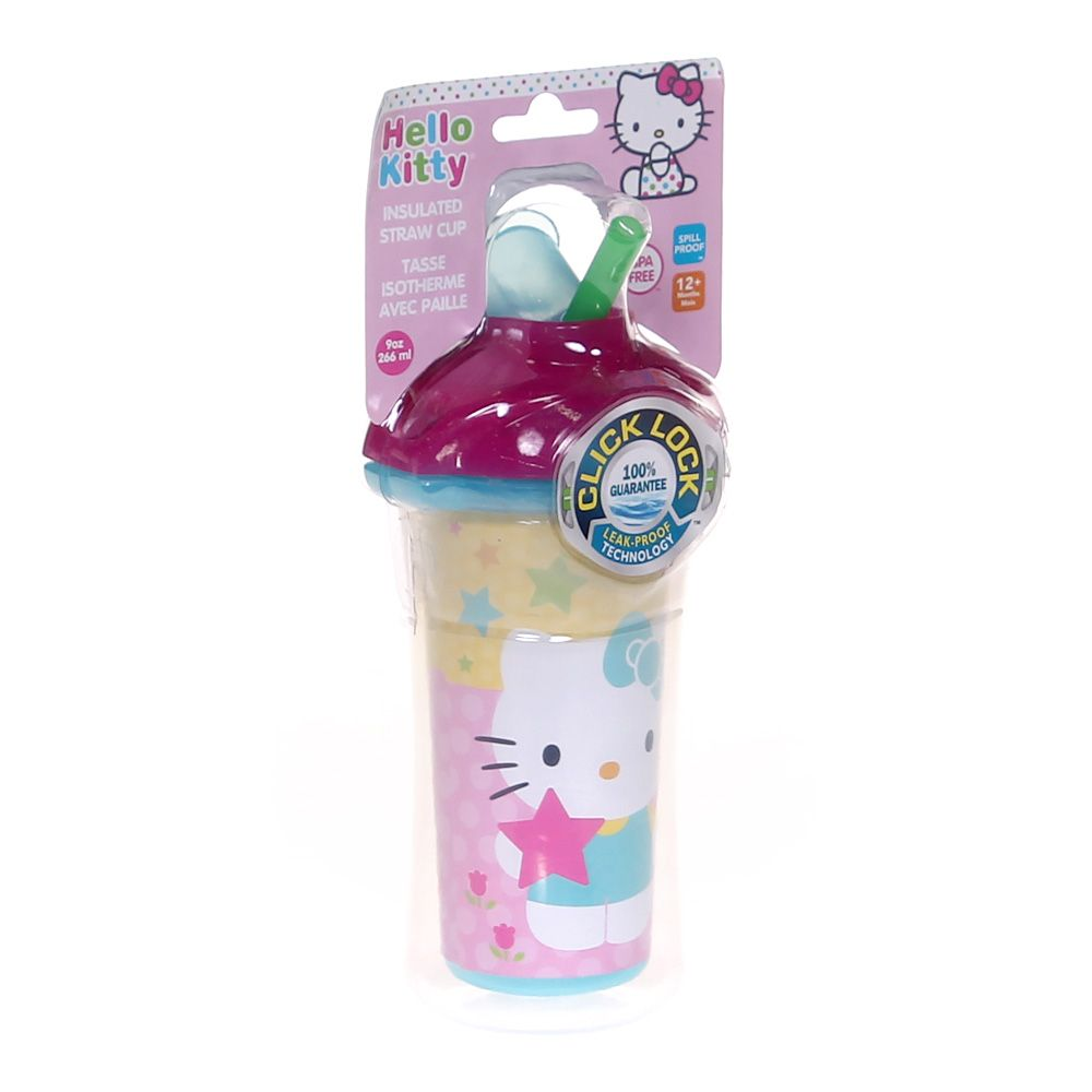 Hello Kitty Straw Cup 6818646651