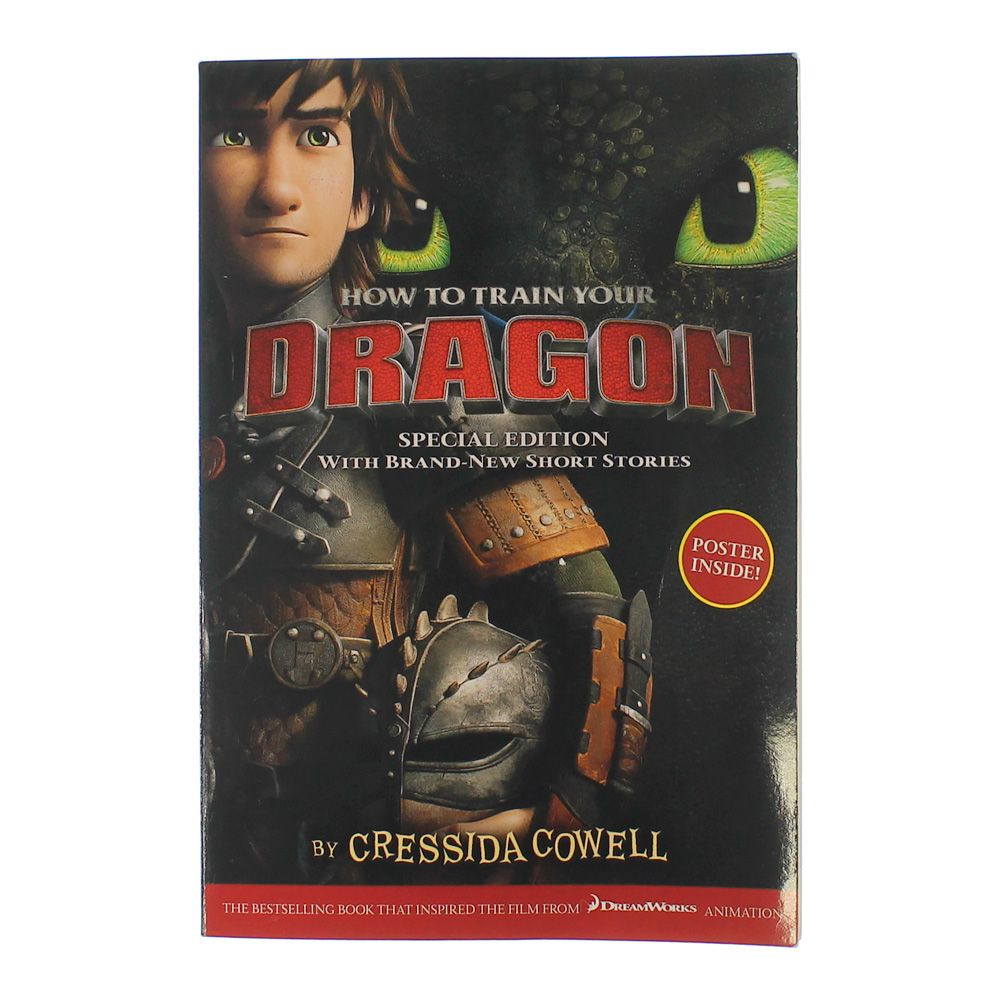 Book: How to Train Your Dragon 6825136444