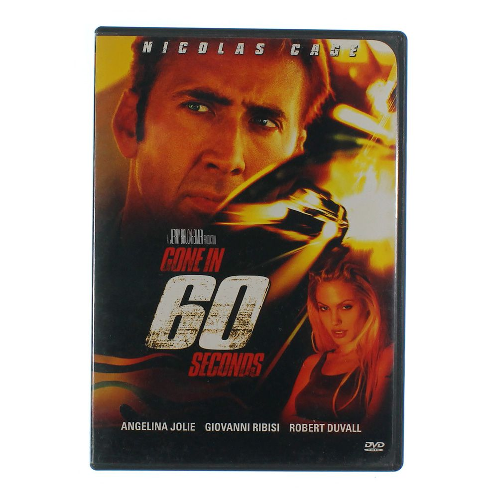 Movie: Gone in 60 Seconds 6879929893