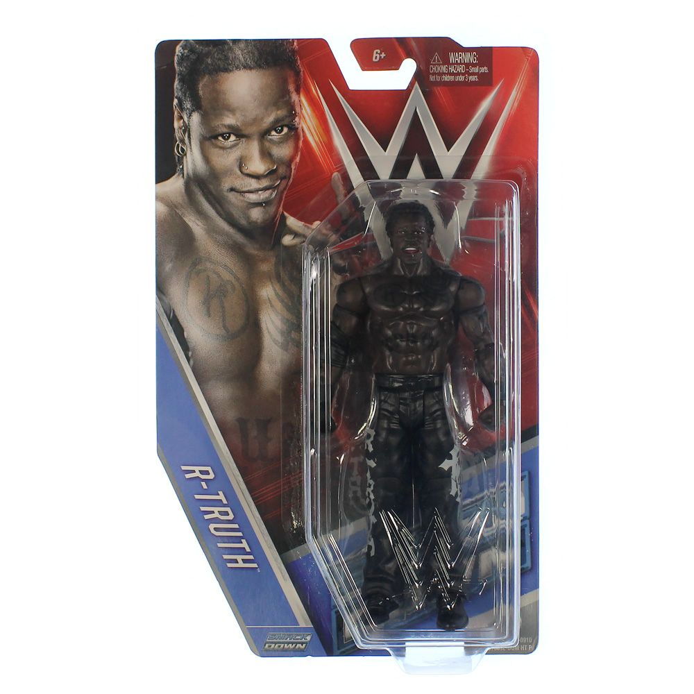 WWE Wrestling Series 59 R-Truth Action Figure 6883567302