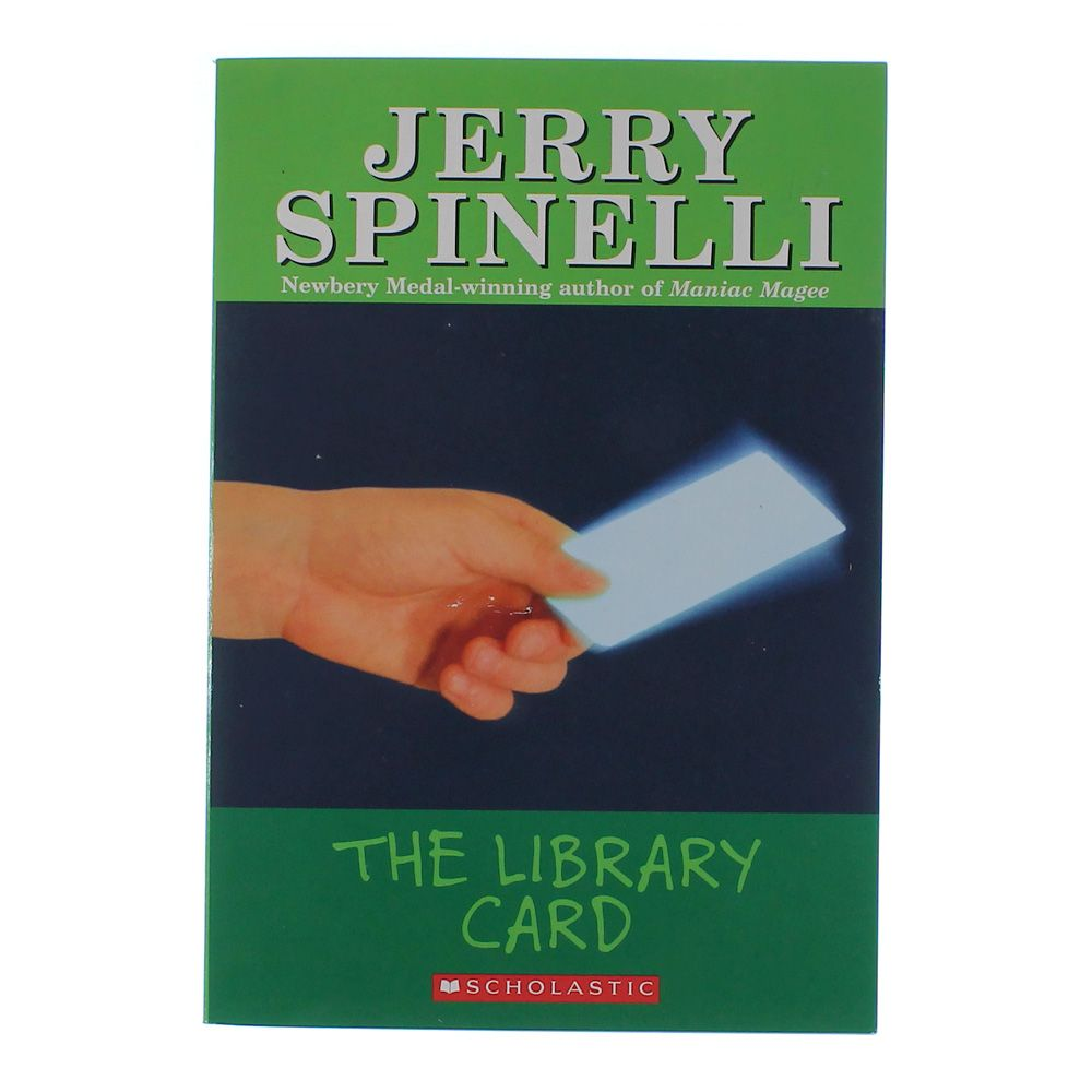 Book: The Library Card 6884305437