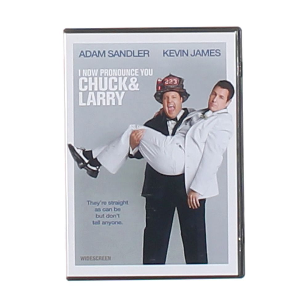 Movie: I Now Pronounce You Chuck & Larry (Widescreen Edition) 6888572222