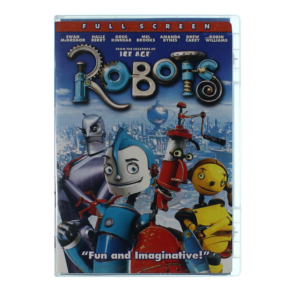 Movie: Robots (Full Screen Edition) 6893534920