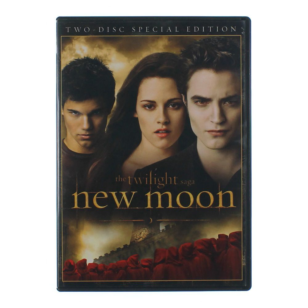 Movie: The Twilight Saga: New Moon (Two-Disc Special Edition) 6894937987