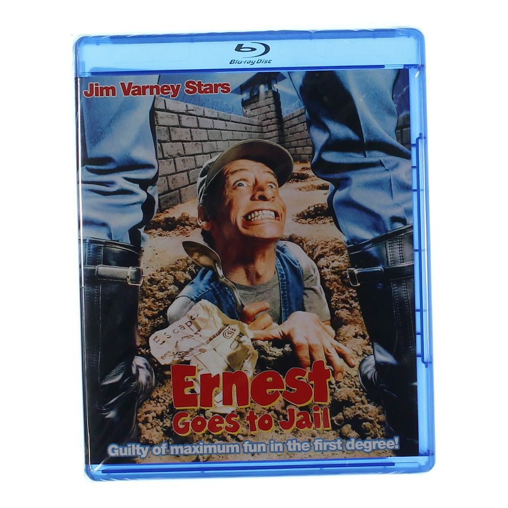 Movie: Ernest Goes To Jail 6895883326