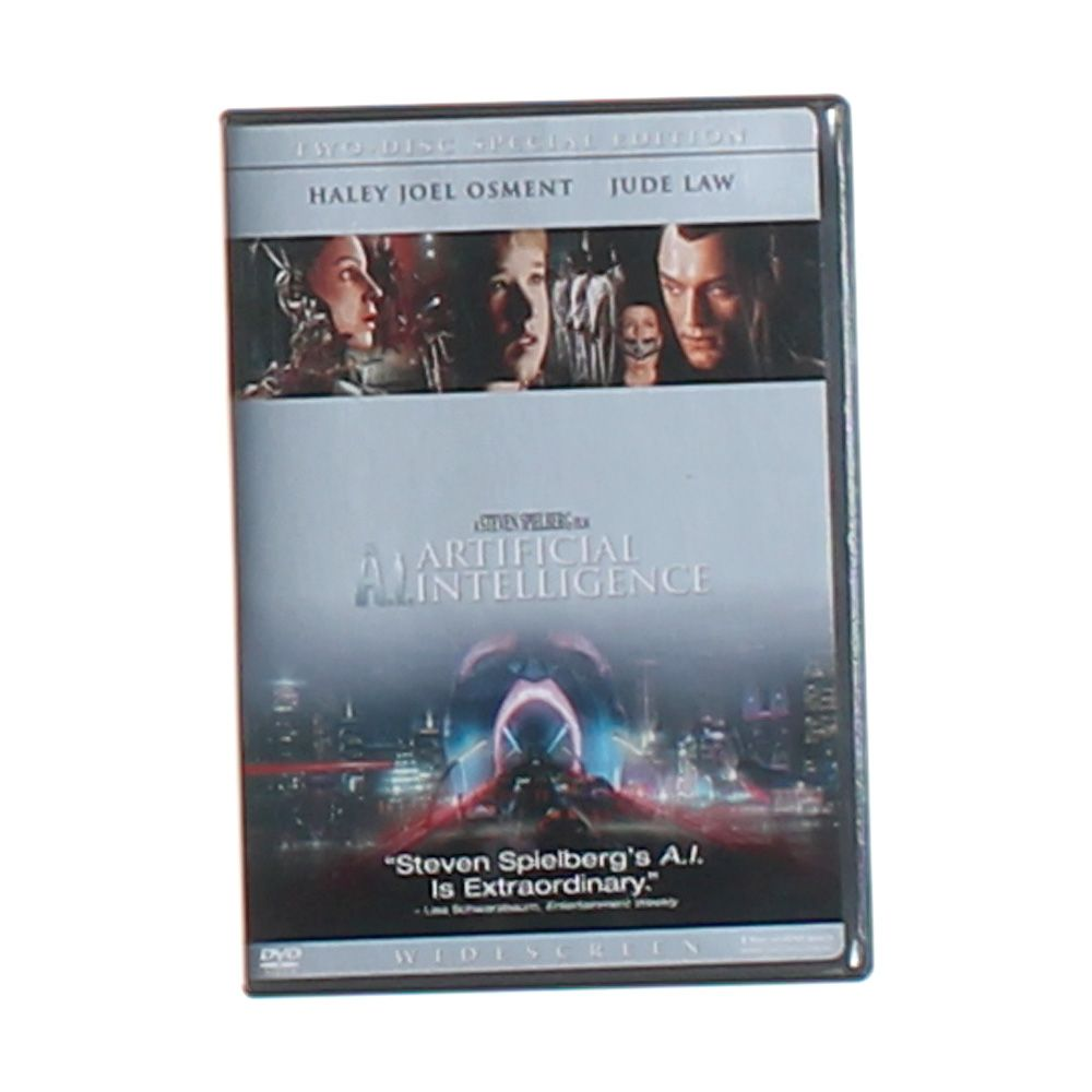 Movie: A.I. - Artificial Intelligence (Widescreen Two-Disc Special Edition) 6898395431